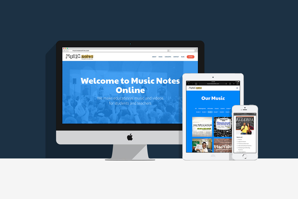 Music Notes Online